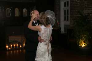 wedding at historic rice mill