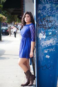 senior dress