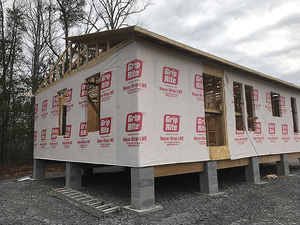 Vacation Rental Home building