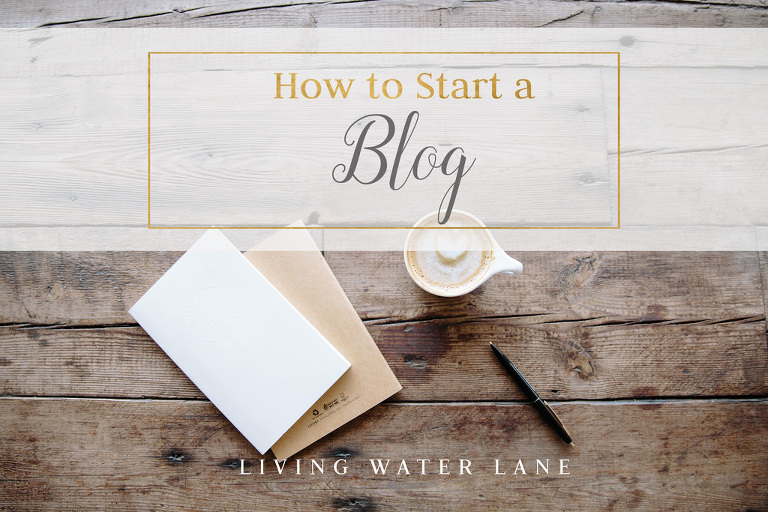 Starting a blog can seem like a challenge that is just too hard. Learn the order to go in and the best tools to use!