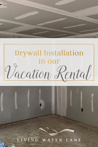 Understanding the process of drywall installation in new construction